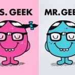 Todo mundo é um pouco Geek  | ninja design