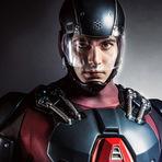 Entretenimento - Seria Átomo o Homem de Ferro das séries da DC?