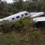 Guaraciaba do Norte-CE: Avião cai no município (veja as imagens do local)