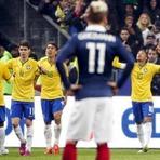 Esportes -  França leva choque de realidade contra o Brasil: França 1 x 3 Brasil