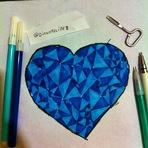 Coração de cristal ou não