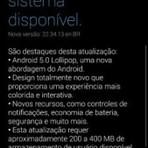 Moto Maxx já está recebendo o Android Lollipop no Brasil