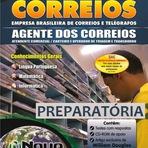 Apostila Correios Preparatória 2015 -  Agente dos Correios - Impressa, Digital, PDF Atualizada