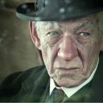Mr. Holmes, 2015. Teaser trailer 2 legendado. Crime, drama e suspense com Ian McKellen. Ficha técnica. Cartaz.