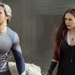 Mercúrio e Feiticeira Escarlate são destaque no novo vídeo de bastidores de Vingadores: Era de Ultron