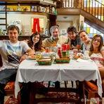"""Entretenimento - Núcleo da família de Tina é um dos acertos de """"Alto Astral"""""""