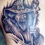 Tatuagem de magos: significados e Sugestões