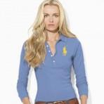 Comportamento - Modelos de camisa polo femininas de bom gosto