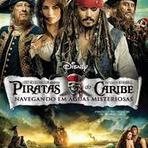 Piratas do Caribe Navegando em Águas Misteriosas