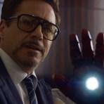 Robert Downey Jr. dá de presente um garotinho uma prótese do Homem de Ferro!