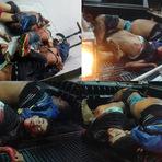 Madrugada agitada em Currais Novos, tiroteio entre policia e bandidos resulta em 7 mortos