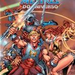 Universo DC vs He-Man e os Mestres do Universo – Análise