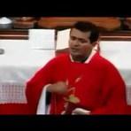 Domingo de Ramos e a Homilia do zeloso e corajoso Padre Reinaldo