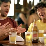 Eu sou contra as propagandas de bebidas alcoólicas!