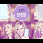 DIY: Capinhas de celular personalizadas (fácil e rápido)