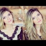 DIY: Como fazer falso cabelo curto   Chanel sem cortar