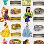 Alianças inspiradas nas Princesas Disney!