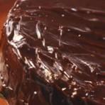 Bolos de chocolate de liquidificador