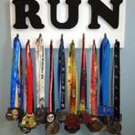 Como fazer um lindo porta medalhas