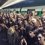Pegadinha Silvio Santos – Zumbis no metrô