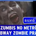 Pegadinha de Zumbis no Metrô - Programa Silvio Santos