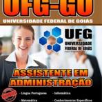 Apostila Concurso UFG GO 2015 - Universidade Federal de Goiás