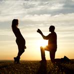 Ritual para receber propostas de casamento