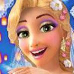 Princesa Rapunzel Noiva Estilosa