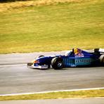 Evolução de um Fórmula 1 desde 1993