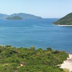 Praia do Prumirim Ubatuba uma das mais belas do Litoral Paulista