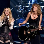 Madonna e Taylor Swift Juntas no Palco do iHeartRadio Music Awards 2015