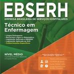 Apostila Concurso EBSERH HC-UFPR 2015 - Técnico de Enfermagem