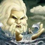 Poesias -  Os ventos e os bons marinheiros da vida