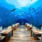 10 dos restaurantes mais extravagantes do mundo