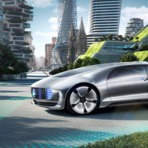 Conheçam o novo carro automático da Mercedes !