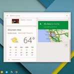 Versão Beta do Chrome OS traz novo lançador de aplicativos e Google Now