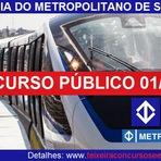 Metrô São Paulo abre Concurso com 02 vagas de emprego para Agente de Segurança Metroviário (SP)