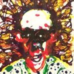 Artista faz autorretratos sob efeito de drogas