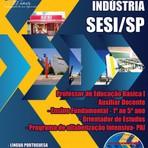 Apostila Concurso SESI / SP 2015 Cargo de PROFESSOR DE EDUCAÇÃO BÁSICA I