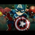 Marvel Mighty Heroes já está disponível para Android e iOS [vídeo]