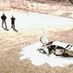 MULHER MORRE DEPOIS DE GPS INDICAR PASSAGEM EM PONTE DEMOLIDA