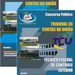 Apostila Concurso TCU 2015 - Técnico Federal de Controle Externo (TEFC-ATA)