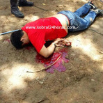 """Violência - O indivíduo conhecido por """"Robcão"""" é executado com vários tiros de pistola na cidade de Sobral!"""