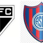 San Lorenzo X São Paulo ao vivo hoje pela Libertadores 2015.