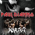 Música - Paul Di'Anno  – São Paulo
