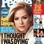 Celebridades - Avril Lavigne Revela que Está com a Doença do Carrapato