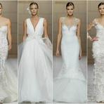 Vestidos de Noiva Tendências 2015 – Modelos e Fotos