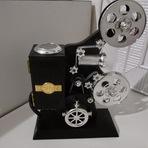 Vamos ao cinema - decorando ao estilo vintage com motivo cinematográfico
