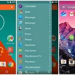 Aplicativos Android: Coleção -  27 Launchers para seu  Smartphone Android - APK