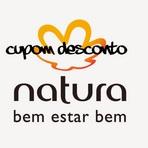 Blog da Estela: Natura Cosméticos - cupom desconto
